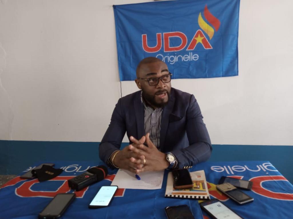 """Interview de Christian KAZUMBA """"Investisseurs : le potentiel de la RD Congo reste inégalé"""""""